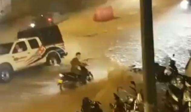 Las inundaciones en Mocoa en el segundo fin de semana de agosto de 2018