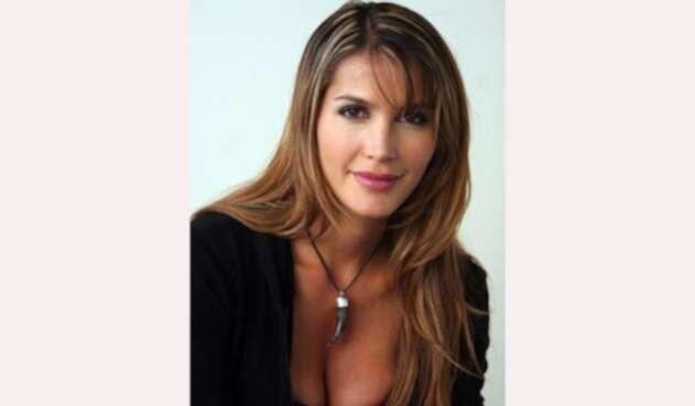 Isabel Cristina Estrada, modelo y actriz colombiana