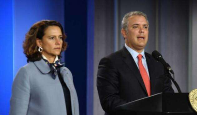 Iván Duque presenta resultados de la cumbre anticorrupción
