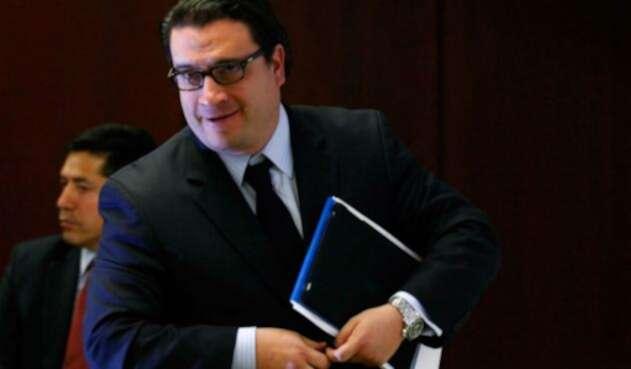 El abogado Iván Cancino fue amenazado de muerte
