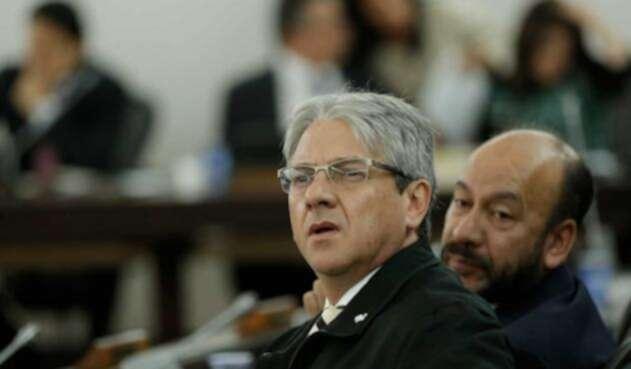 Jaime Amín defiende nombramiento de Alejandro Ordóñez como embajador