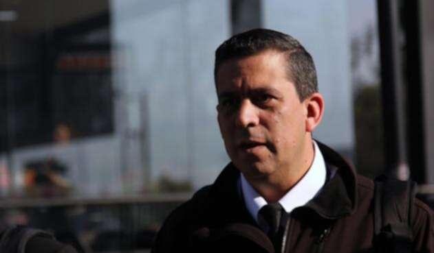 El capitán Jaime Hernández, presidente de la junta directiva de la Asociación Colombiana de Aviadores Civiles (Acdac)
