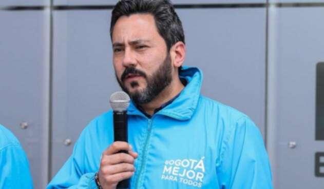 Jairo García, secretario de seguridad del Distrito