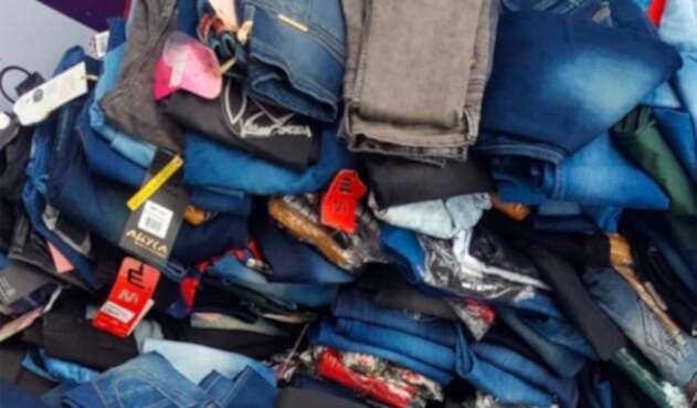 Los jeans que encontrará en la Feria de la Confección Mayorista
