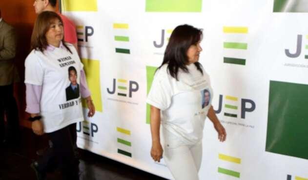 Madres de Soacha victimas de falsos positivos piden verdad