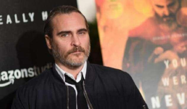 Joaquin Phoenix Protagonista De Joker Se Accidento En Los