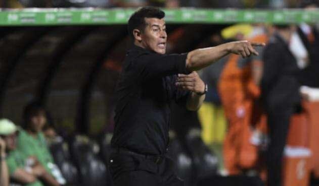 Jorge Almirón, técnico argentino