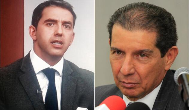 José Andrés O'Meara y José Félix Lafaurie, aspirantes a la Contraloría