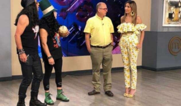 Jota Mario Valencia en Muy Buenos Días