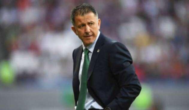 Juan Carlos Osorio, técnico colombiano