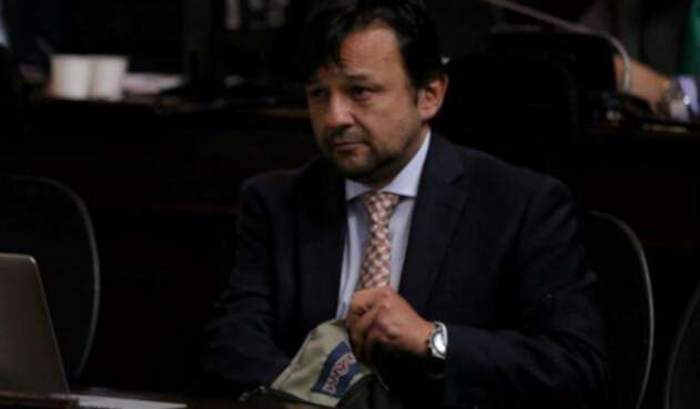Juan Pablo Bocarejo Secretario de Movilidad de Bogotá