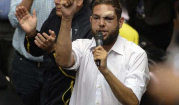 Juan Requesens, diputado venezolano