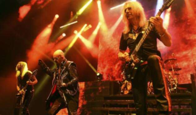 Judas Priest, banda británica de heavy metal