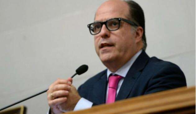 Diputado opositor venezolano Julio Borges.
