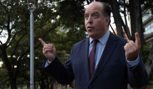 Julio Borges, expresidente del Parlamento venezolano
