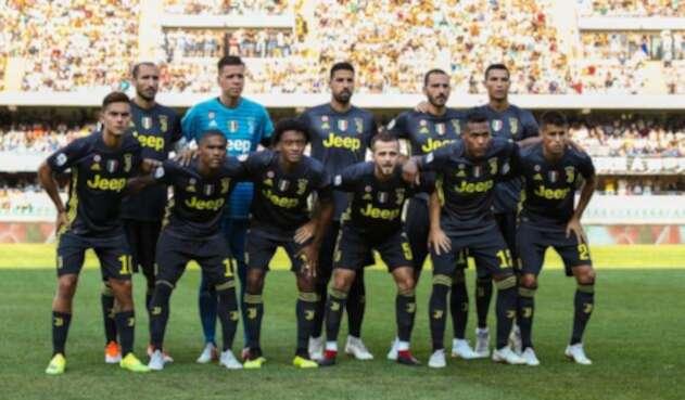 Juventus debutó con victoria en la Serie A 2018-19