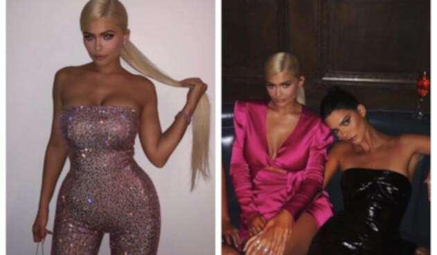 Fotos de la fiesta de cumpleaños de Kylie Jenner