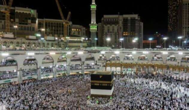 La Meca peregrinación