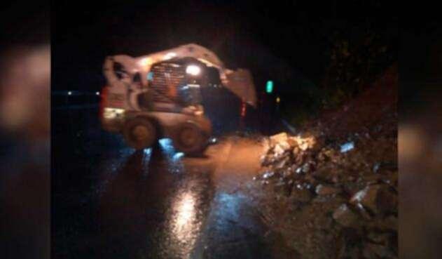 Coviandes retoma limpieza de escombros en la vía al Llano