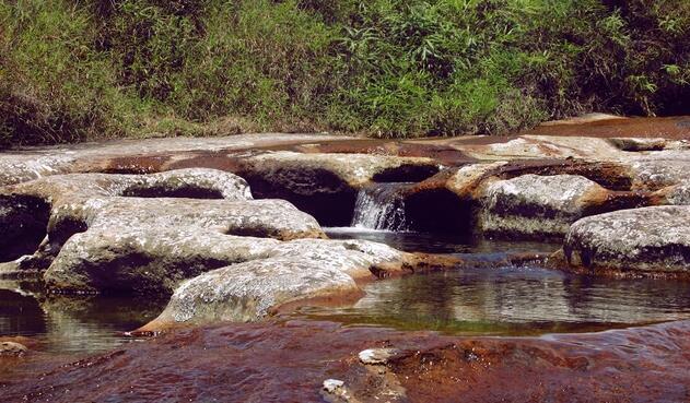 Quebrada Las Gachas (Santander)