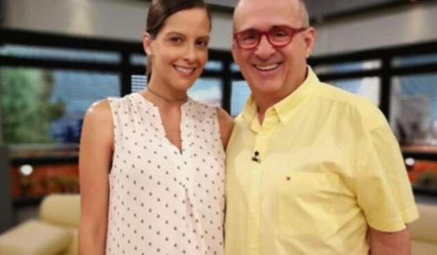 Jota Mario hospitalizado: Laura Acuña y Carlos Calero lo