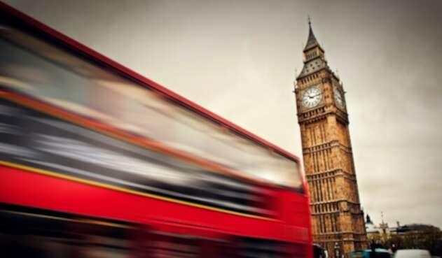 Londres, capital de Inglaterra