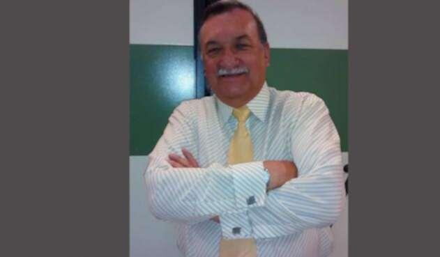 Luis Carlos Castillo Amaya, ciudadano asesinado en la Gobernación de Cundinamarca, en Bogotá