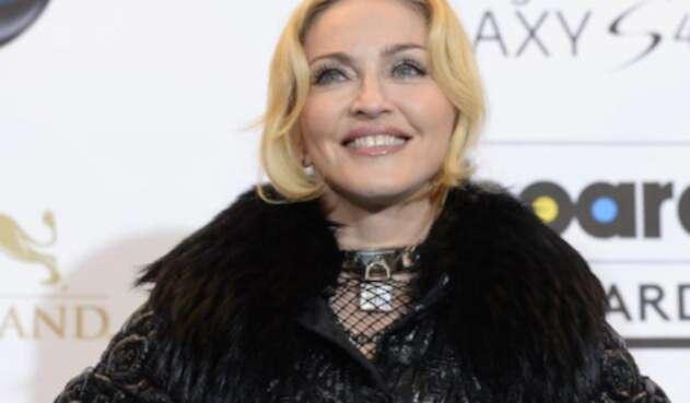 Madonna, artista estadounidense, el 19 de mayo de 2013 en Las Vegas (Estados Unidos)