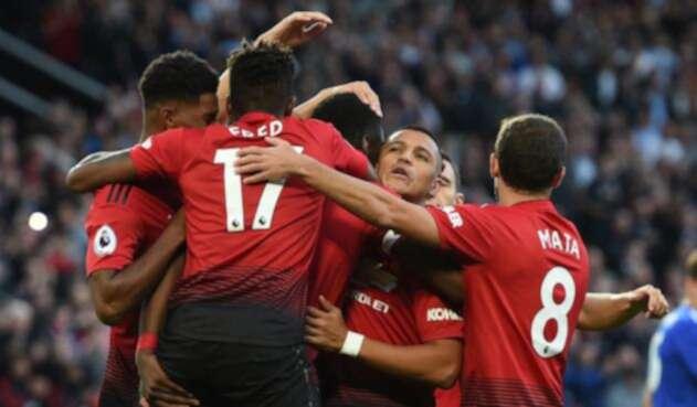 Manchester United se estrenó con triunfo en la Premier League