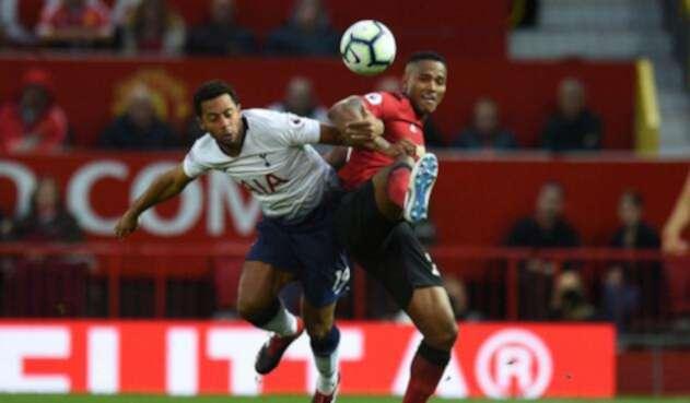 Tottenham agravó la crisis de Mourinho en el Manchester United con su victoria 2-0