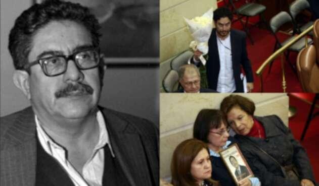 Manuel Cepeda Vargas, líder de la UP asesinado el 9 de agosto de 1994