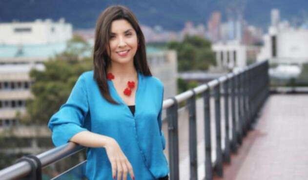Maria Victoria Angulo quiere fortalecer el PAE