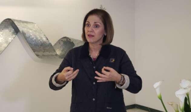 María del Rosario Guerra, congresista del Centro Democrático