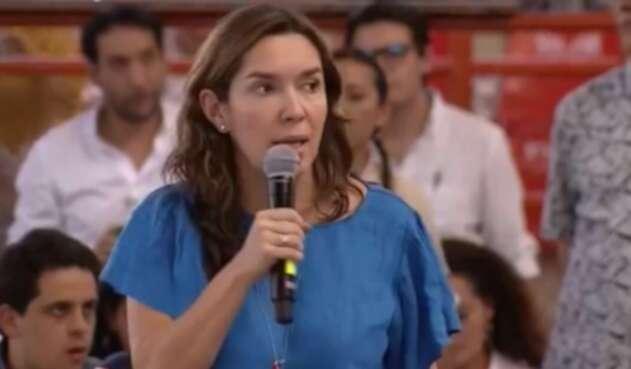 María Fernanda Suárez, ministra de Minas y Energía