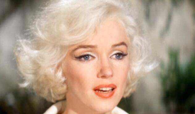 Marilyn Monroe, actriz de cine estadounidense fallecida