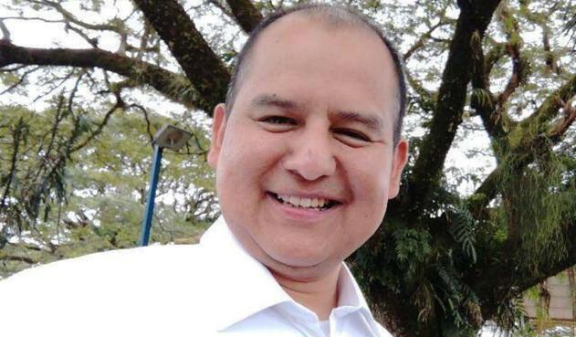Mauricio Orjuela, periodista fallecido