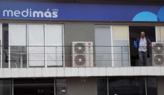 Medimás EPS, sede Medellín.