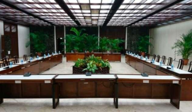 Diálogos de paz con el ELN en La Habana