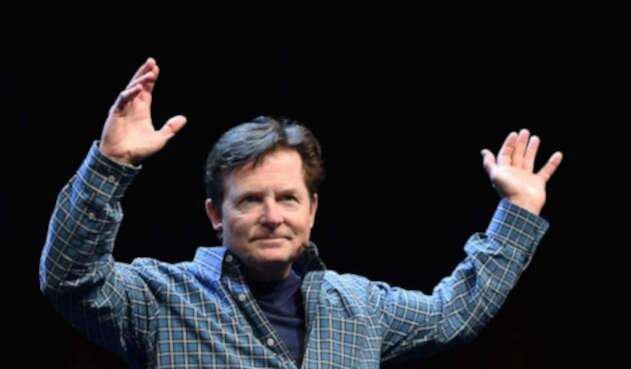 Michael J Fox fue diagnosticado de parkinson en 1998.