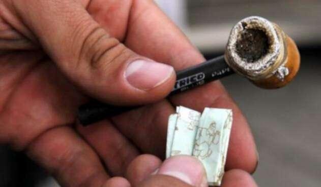 Policía de Ibagué destruyó mil dosis de alucinogenos