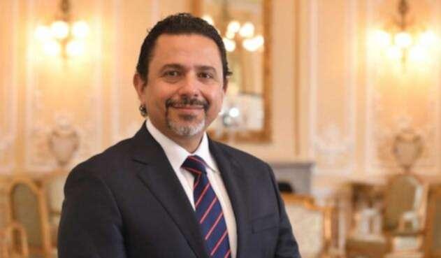 Miguel Ceballos, alto comisionado para la Paz