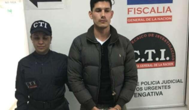 Miguel Rozo Trujillo, señalado de atacar con arma blanca a Paola Noreña