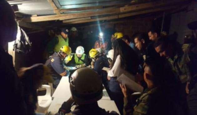 Referencia rescate mineros.