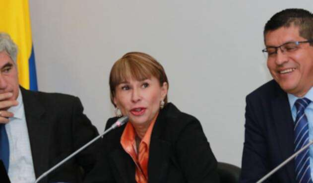 Ministra de Trabajo en Colombia, Alicia Arango
