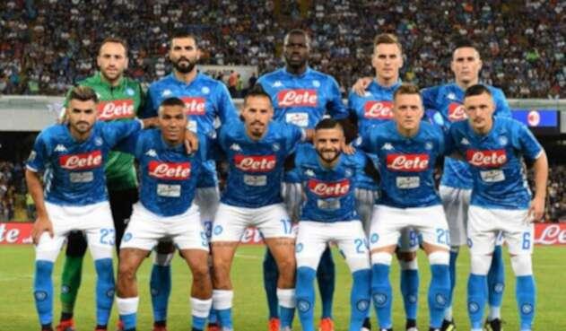 David Ospina genera dudas en su debut con Napoli  a6e04210bea54
