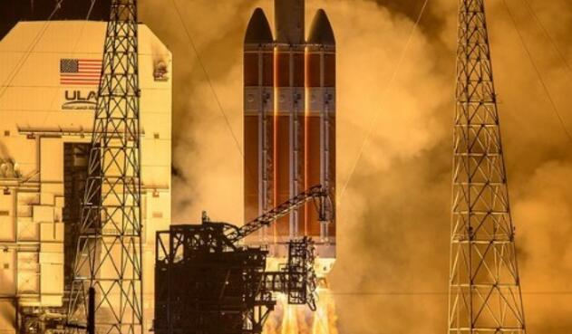 Lanzamiento sonda Parker de la Nasa al Sol