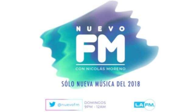 #NuevoFm – Playlist 221 / Domingo 26 de Agosto 2018