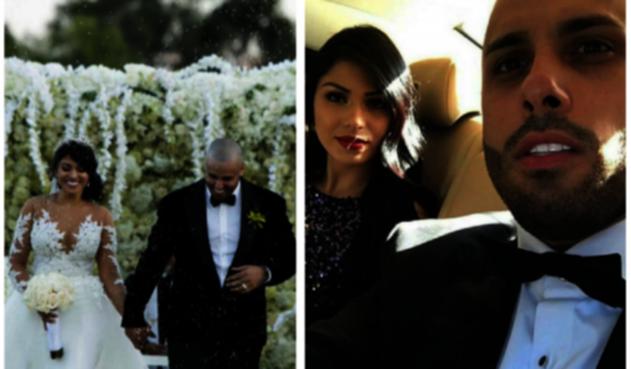 Matrimonio de Nicky Jam