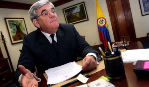 Nilson Pinilla, expresidente de la Corte Constitucional