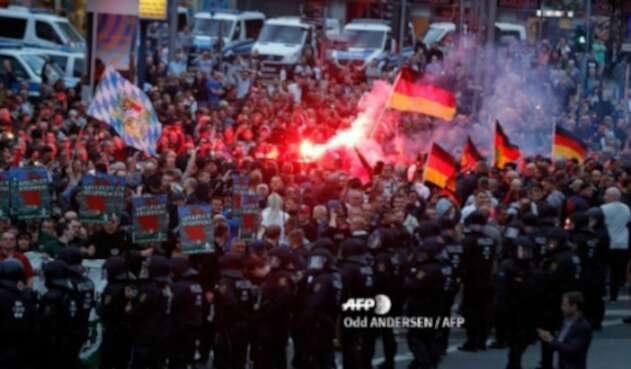 ¿Nuevos nazis en Alemania?